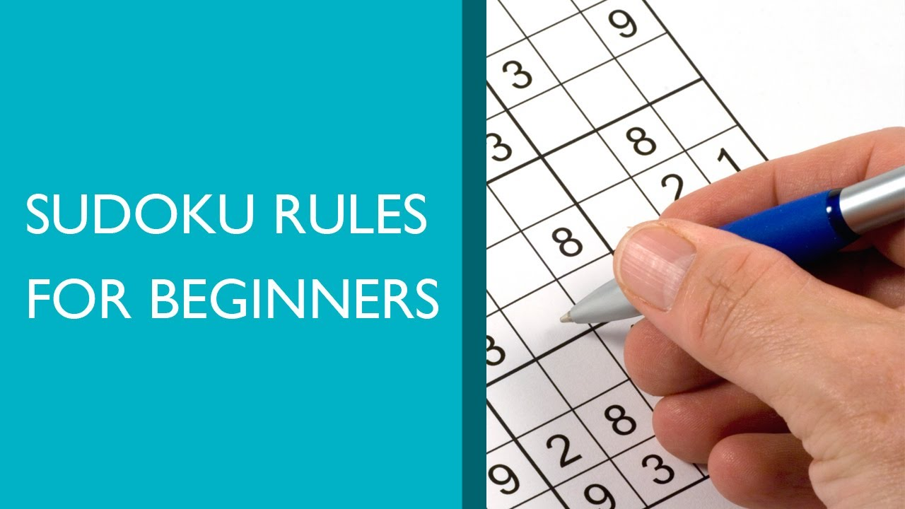 Sudoku Rules for Beginners