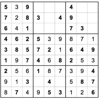 Wie man Sudoku Rätsel löst - Echte Tipps und Ratschläge (Teil 4)