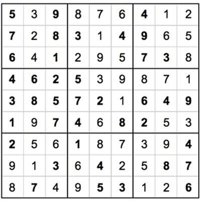 Prüfen Kreuzworträtsel