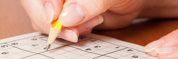 Why Playing Sudoku Requires Skill and Never Luck