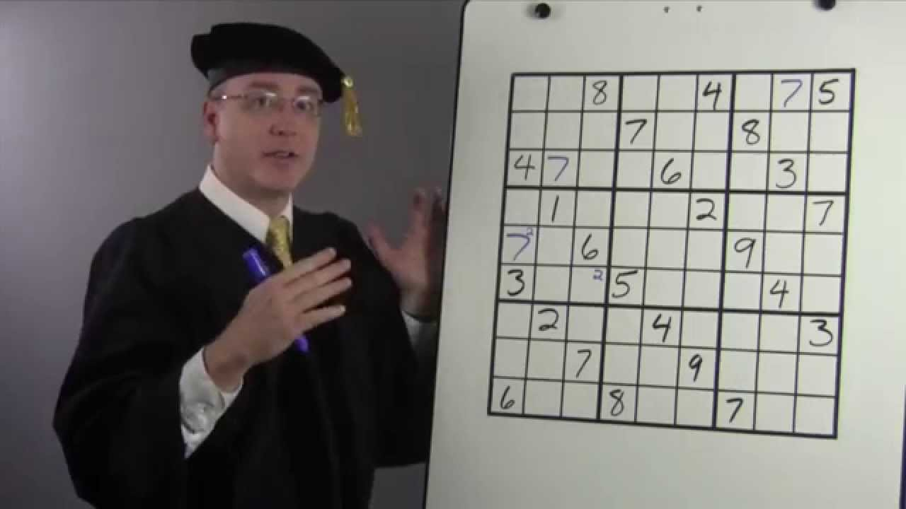 Are You Solving Sudoku Puzzles this Way? There's a Better Approach – Part 2