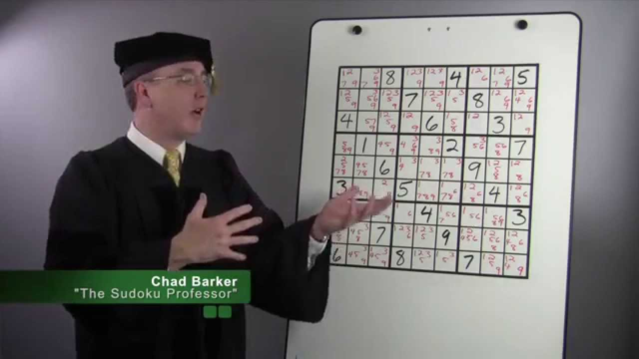 Are You Solving Sudoku Puzzles this Way? There's a Better Approach – Part 3